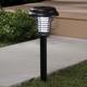 Solar LED Light & UV Bug Zapper by Pest-B-Gone™