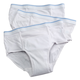 3 Pack Men's Reusable Incontinence Underwear 6 oz.