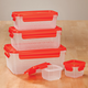 Nested Food Containers, 10 pc