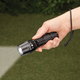High Brightness Zoom Flashlight by LivingSURE™