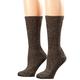 Silver Steps™ Wool Diabetic Socks, 2 pair
