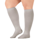 Healthy Steps™ Wide Calf Compression Socks 15-20 mmHg, 3 Pr