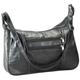 Patch Leather Handbag Black