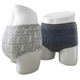 Women's Disposable Incontinence Underwear and Reusable Pads