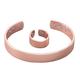 Copper Ring and Bracelet Set