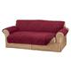 Naomi Suede-Microfiber Sofa Cover by OakRidge™