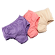 Women's 20 oz. Incontinence Briefs 3 Pack, Assorted Colors