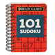 BRAIN GAMES Mini 101 Sudoku