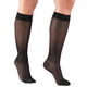 Silver Steps™ Sheer Compression Knee Highs, 15-20 mmHg