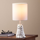 Playful Cat Lamp with Shade