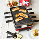 Swissmar® Red Raclette Party Grill
