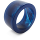 Pool-Blue Resin Napkin Ring