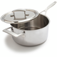 Demeyere® Industry5 Covered Saucepans