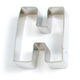 Letter H Cookie Cutter, 3