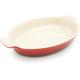 Le Creuset® Cherry Heritage Oval Baker, 3 qt.