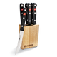 Wüsthof Gourmet 7-Piece Steak Knife Block Set