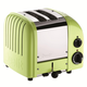 Dualit® Lime-Green NewGen 2-Slice Toaster