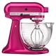 KitchenAid® Raspberry Ice Susan G. Komen Artisan Stand Mixer, 5 qt.
