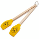 Tovolo Mini Smiley Face Spatulas, Set of Two