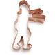 Zombie Copper Cookie Cutter