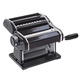Atlas Marcato Black Pasta Machine, 150mm