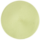 Light Green Woven Round Placemat