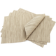 Chilewich Coconut Rib-Weave Placemat