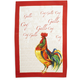 Italian Rooster Kitchen Towel