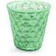 Sur La Table® Green Honeycomb Tealight Candle Holder