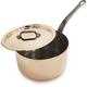 Mauviel® M'héritage 150c Copper Saucepan, 1.9 qt.