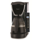 Capresso® Coffee Maker CM200, Black