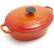 Le Creuset® Flame Wide Oval French Oven, 3½ qt.