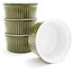 Emile Henry® Olive Ramekins, Set of 4