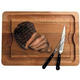 J.K. Adams Barbecue Trench Cutting Board