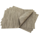 Chilewich Toffee Rib-Weave Placemat