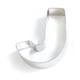 Letter J Cookie Cutter, 3