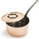 Mauviel® M'héritage 150c Copper Saucepan 3.6 qt.