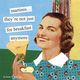Anne Taintor Martinis Paper Cocktail Napkins
