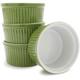 Emile Henry® Vert Ramekins, Set of 4