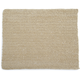 Ivory Woven Rectangular Placemat