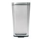 OXO® Brushed Stainless Steel Trash Cans