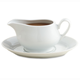 Café Collection Gravy Boat with Tray