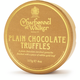 Charbonnel et Walker Gold Flake Dark Chocolate Truffles, 115g