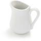 White Porcelain Creamer