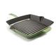 Staub® Pesto Square Grill Pan, 12