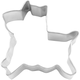 Scottie Cookie Cutter, 2.5
