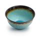 Kotobuki Turquoise Sky Rice Bowl