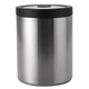 OXO Stainless Steel Press-Top Canister, 3.3 qt.