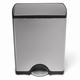 simplehuman® 13 Gallon Deluxe Rectangular Trash Can