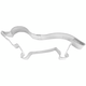 Dachsund Cookie Cutter, 5
